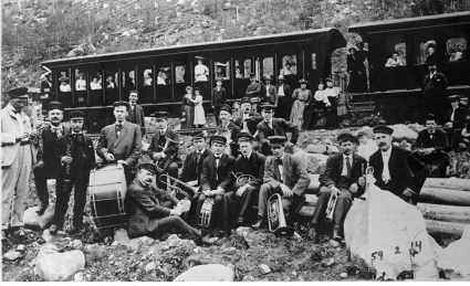 Cows, Coal and Commerce: 109 Years of the Moffat Railroad in Steamboat Springs