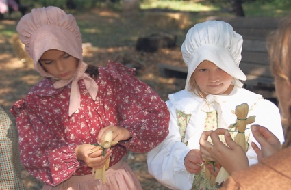 Pioneer Days at the Historic Mesa Schoolhouse