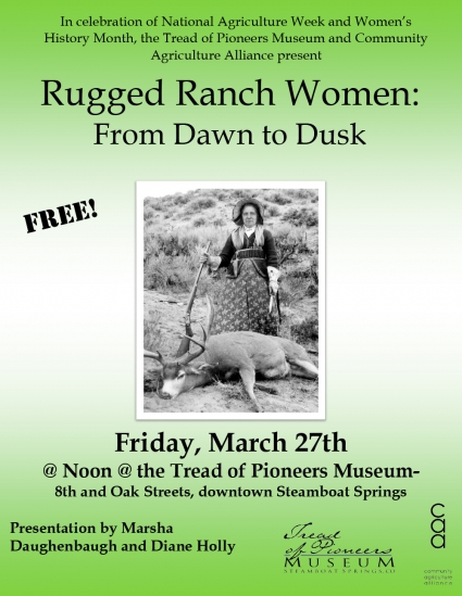 Rugged Ranch Women: From Dawn to Dusk