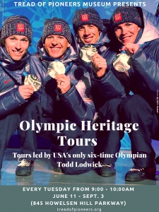 Olympic Heritage Tour