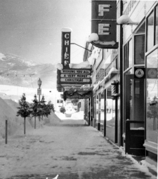 Tread of Pioneers Museum�s Winter Film Series at the Chief Theater