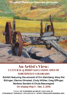 An Artist's View: Cultural and Heritage Landscapes of Northwest Colorado