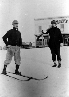 """The History and Skiing in Colorado"" with Professor Duane Vandenbusche"