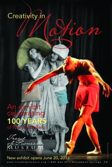 Creativity in Motion: Celebrating 100 Years of Perry-Mansfield : June 2013-May 2014