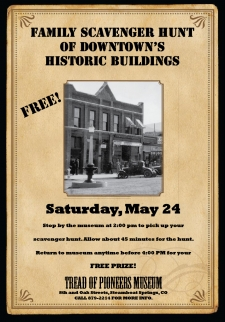 Family Scavenger Hunt of Downtown's Historic Buildings