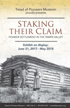 Staking Their Claim: Pioneer Settlement in the Yampa Valley